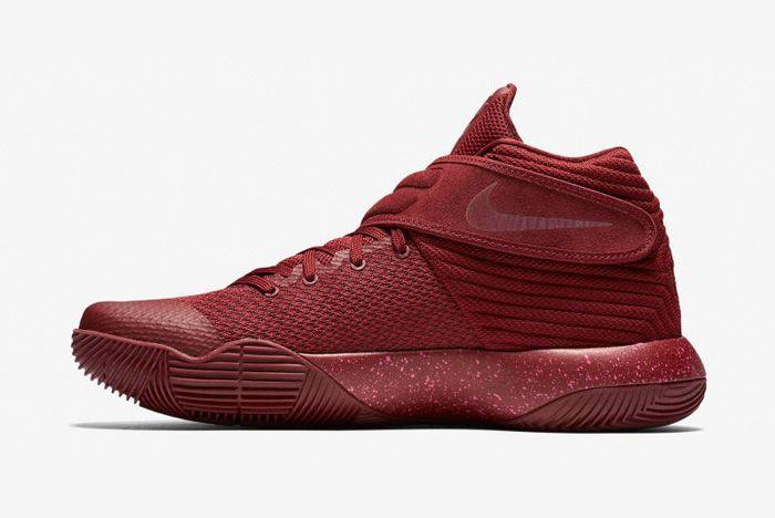 Nike Kyrie 2 Red Velvet 5