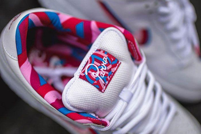 Parra Nike Sb Dunk Low Release Date 5 Insoles