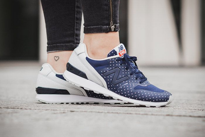 New Balance 996 Womens Polka Dot 2