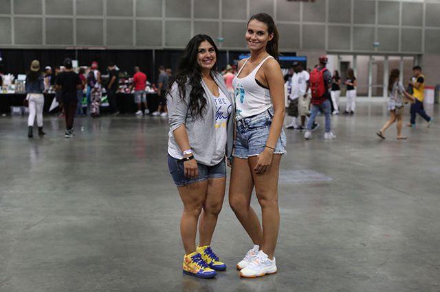 Sneaker Con La Recap 76
