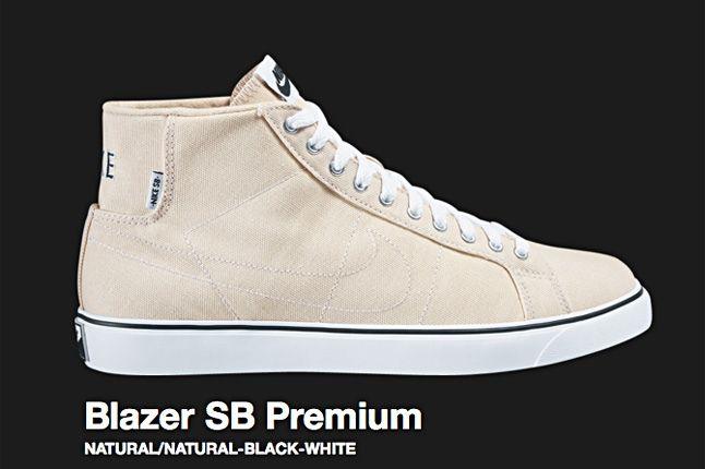 Nike Natural Blazer Sb 2009 1