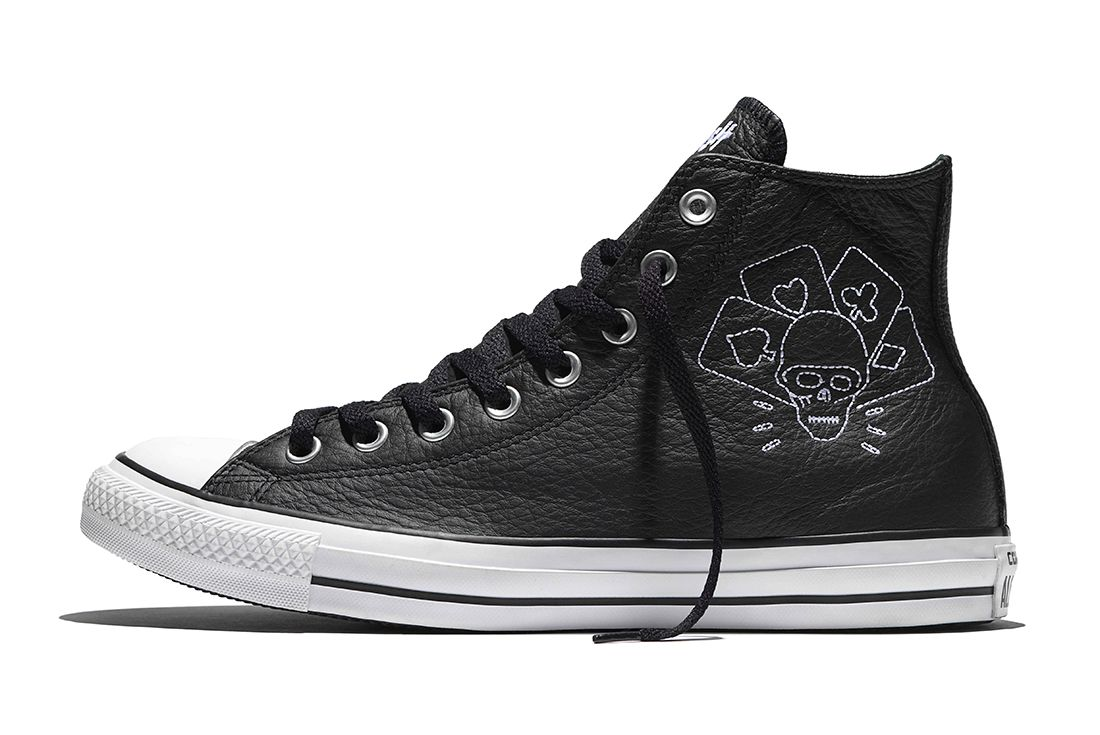 Converse Chuck Taylor All Star The Clash Pack2