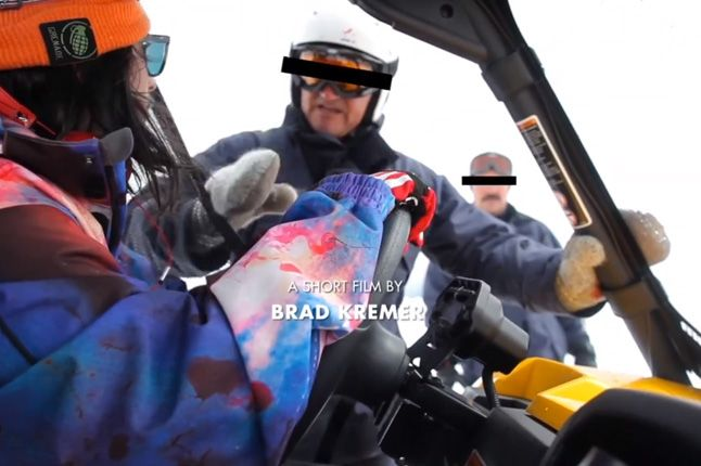 Nike Snowboarding Project Chapter 2 Brad Kremer 1