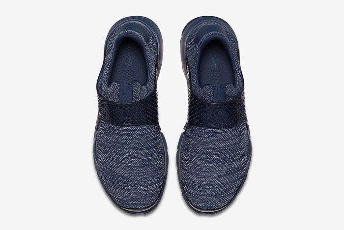 Nike Sock Dart Breathe Mignight Navy 2