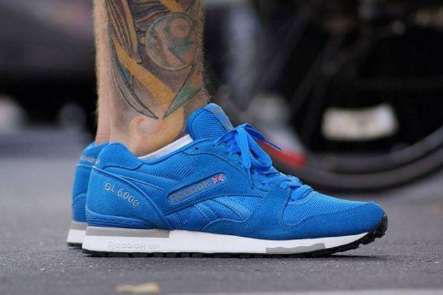 Reebok Gl6000 Blue