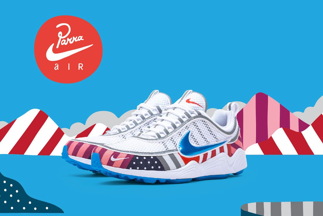 Parra Nike Zoom Spiridon 2018