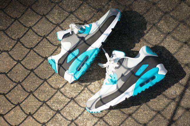 Nike Air Max 90 Essential Summit Blue 4