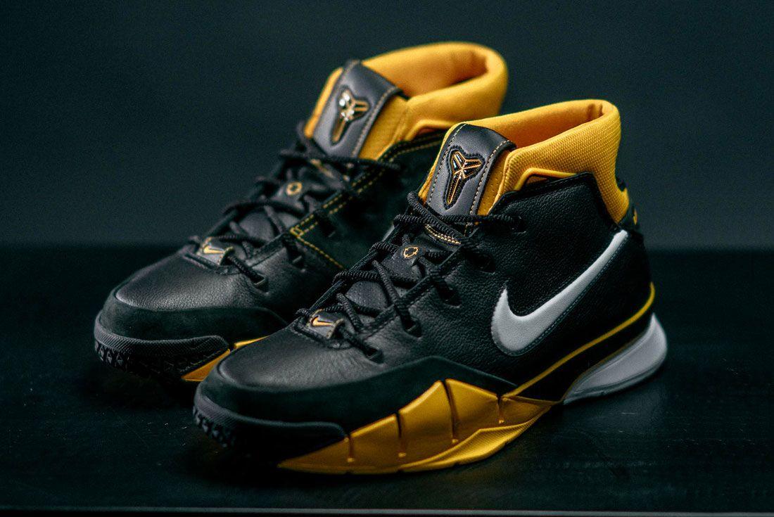 Nike Zoom Kobe 1 Toe