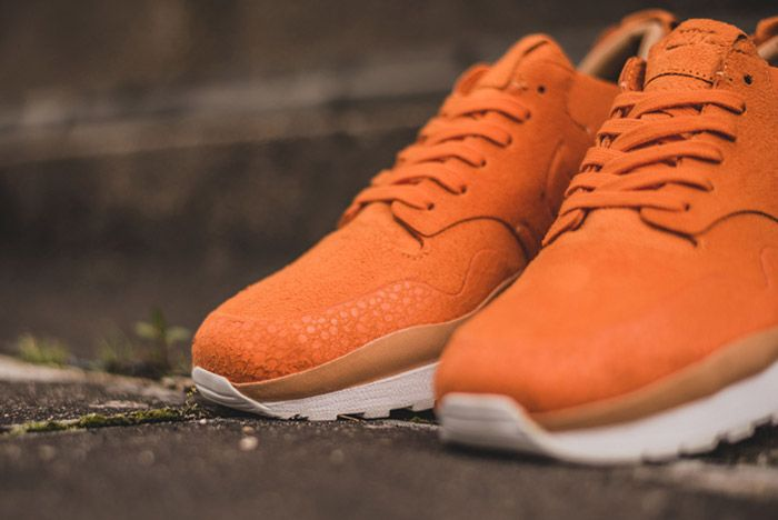 Nike Air Safari Royal Orange 2
