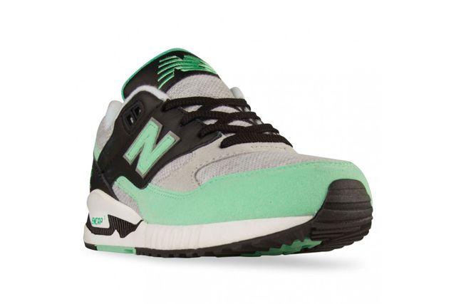 New Balance 530 Mint Green 2
