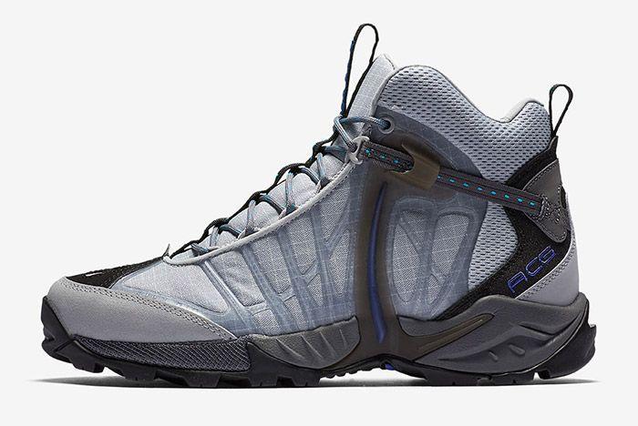 Nike Acg Air Zoom Talac Lite Boot Pure Platinum 6