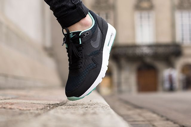 Nike Air Max 1 Wmns Teal Black