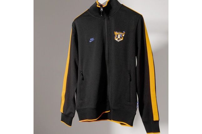 Nike Netherlands World Cup Jacket 11