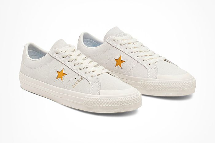 Alexis Sablone Converse Cons One Star Pro Release Date Pair