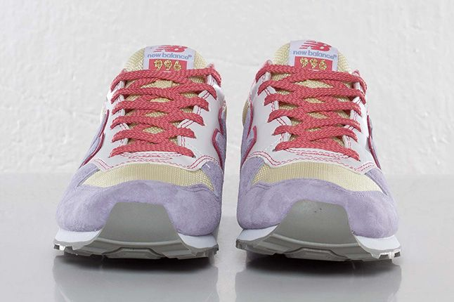 United Arrows New Balance 996 Front 1