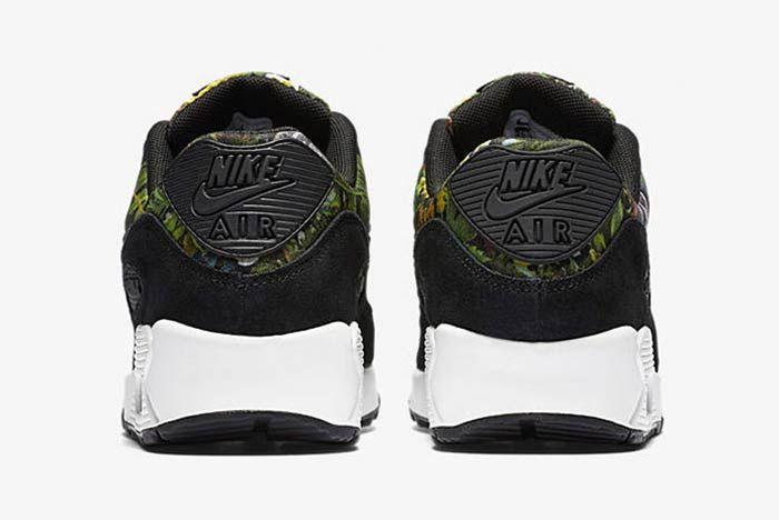 Nike Air Max 90 Womens Spring Garden 5