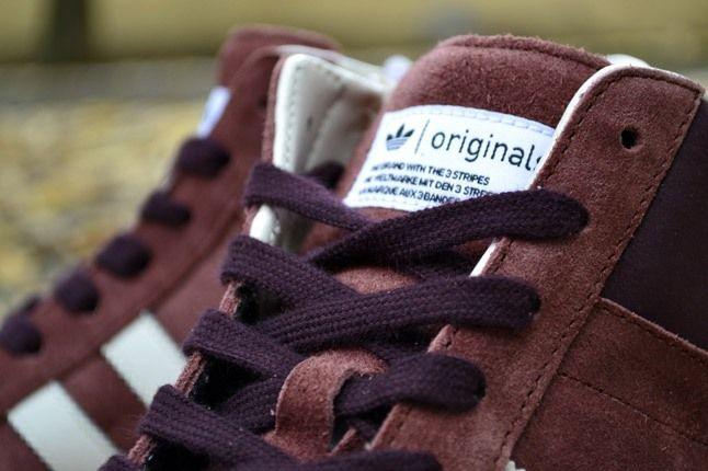 Adidas Originals Ao Hook Shot Burgundy Tongue 1