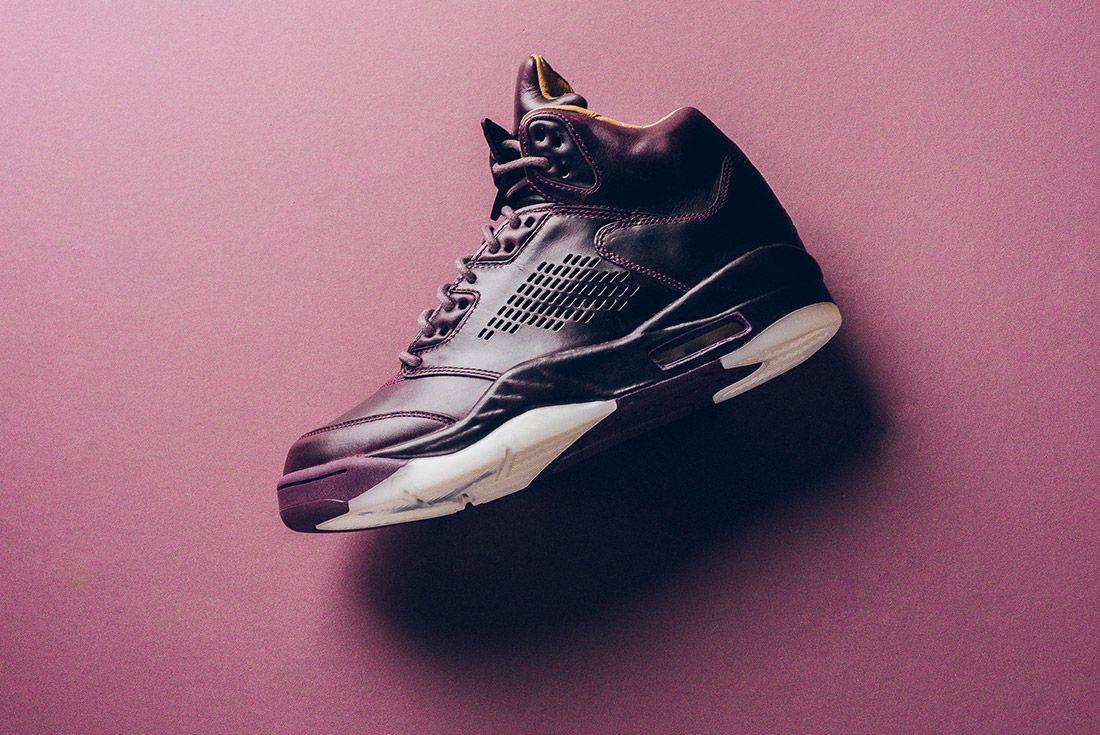 Air Jordan 5 Retro Premium Bordeaux 881432 612 Sneaker Freaker 2
