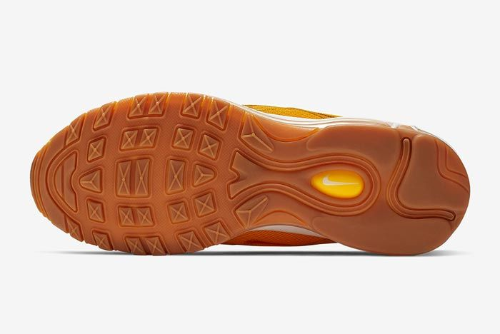 Nike Air Max 97 Womens Double Gold Outsole