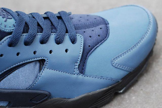 Nike Air Huarache Slate Blue 3