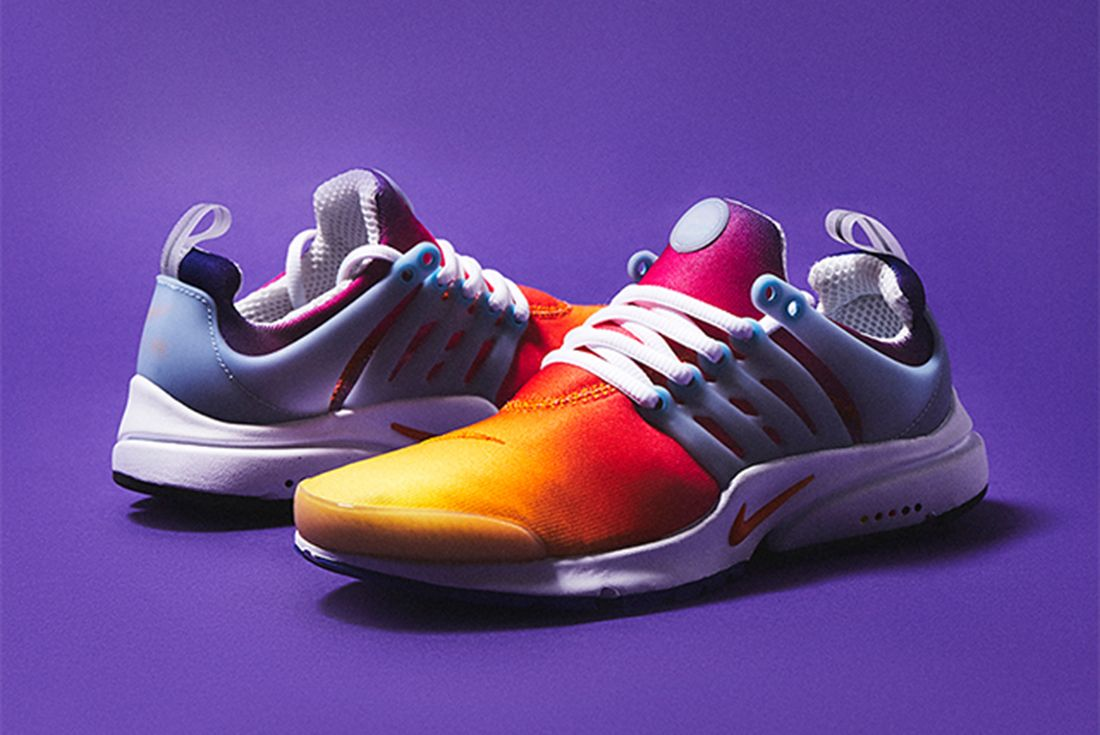 Nike Air Presto Rainbow