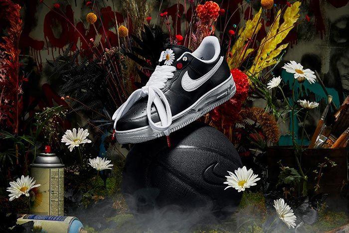 G Dragon Nike Air Force 1 Peaceminusone Para Noise Style Shot