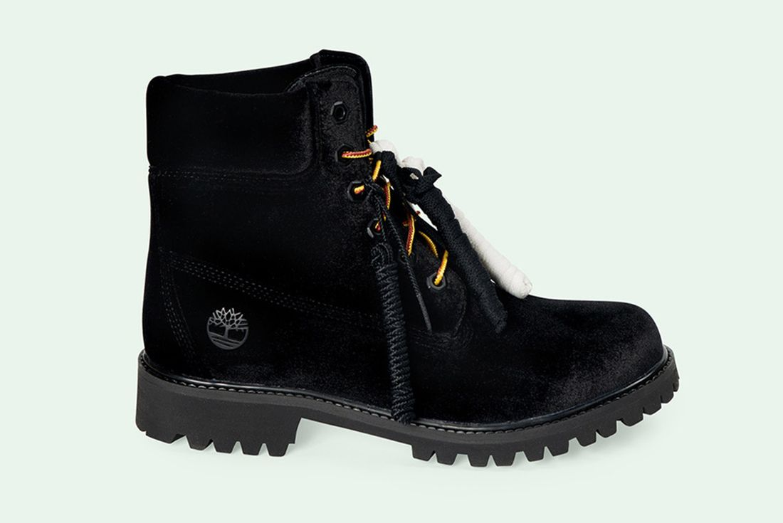Off White X Timberland Release Date 6