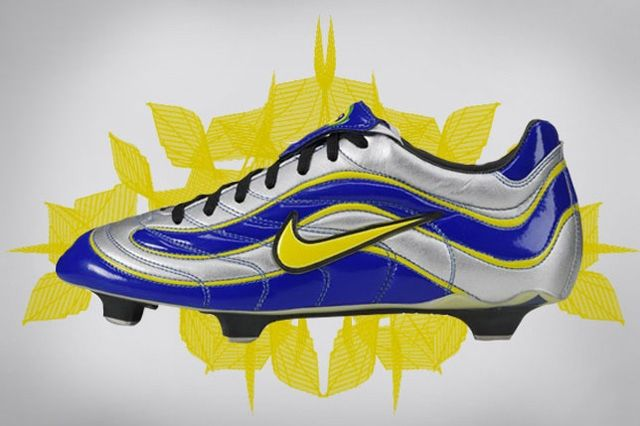 Timeline Nike Mercurial Boots 11