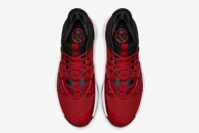 Nike Pg3 University Red Top