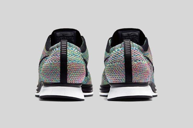 Nike Flyknite Racer Rainbow Bumper 3