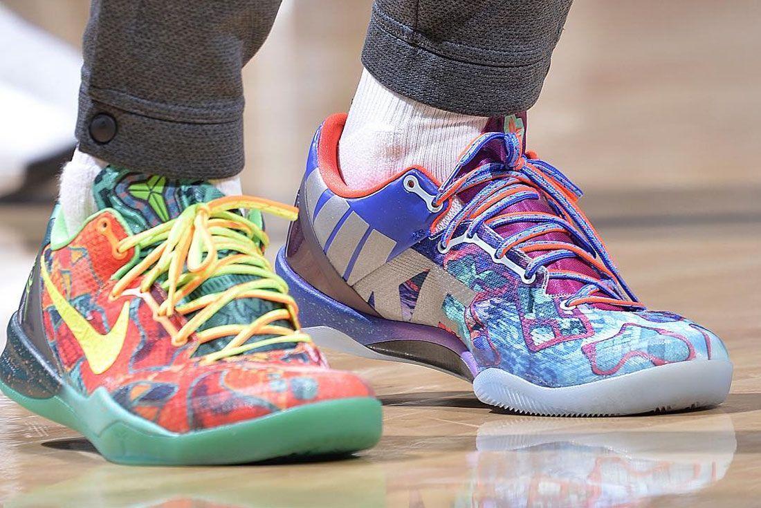 Derozan Nike Kobe Game 4