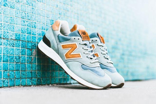 New Balance 1400 Jade Coral 4