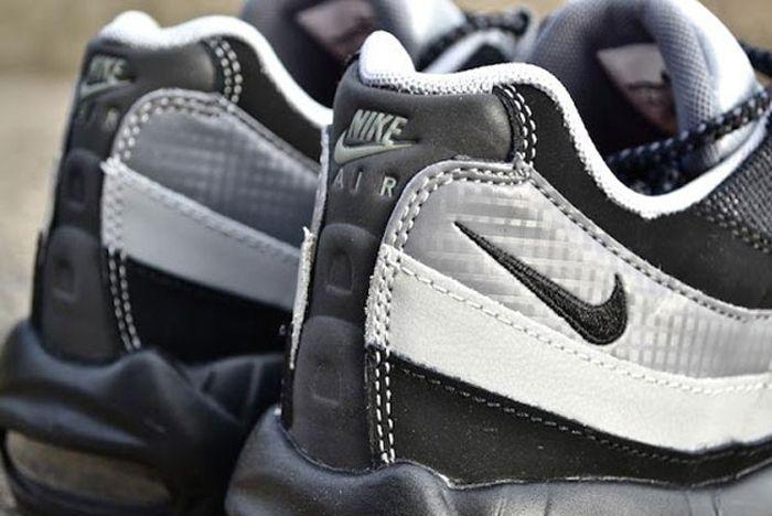 Nike Air Max 95 Black Wolf Grey 1