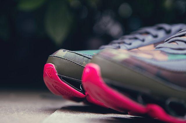 Raf Simons X Adidas 6 Fall Winter Bounce Sneakers 6