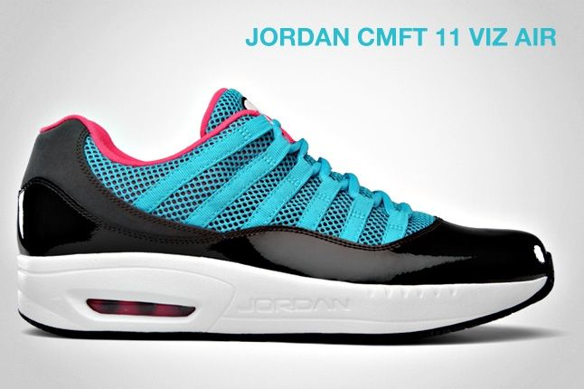 Jordan Cmft 11 Viz Air South Beach 1