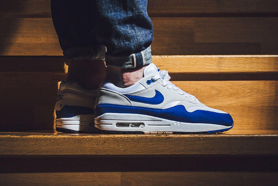 Nike Air Max 1 Anniversary Blue 4