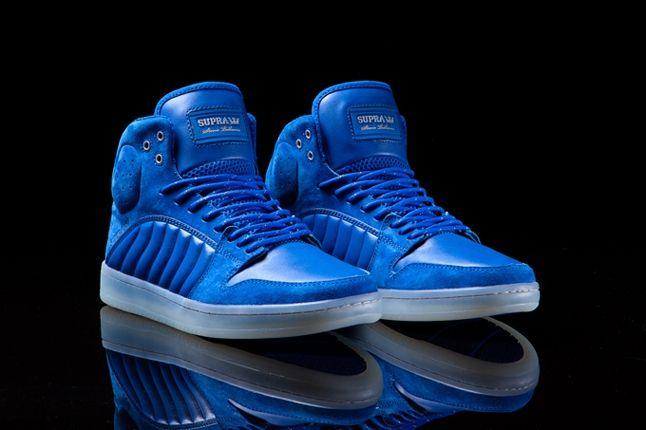 Supra Trill Star Pack Blue East Angle 1