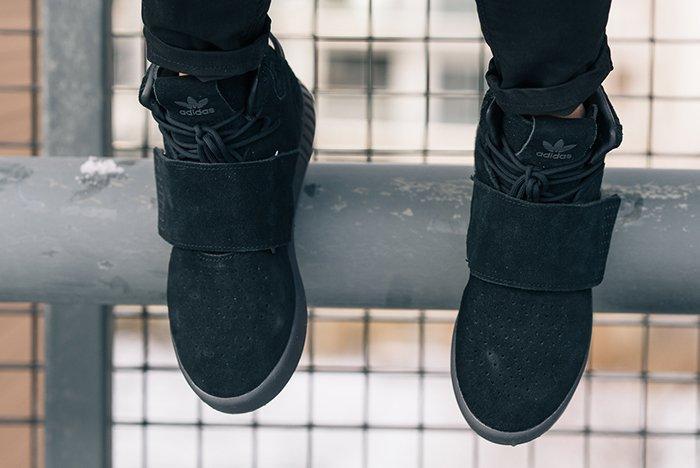Adidas Tubular Invader Black 2