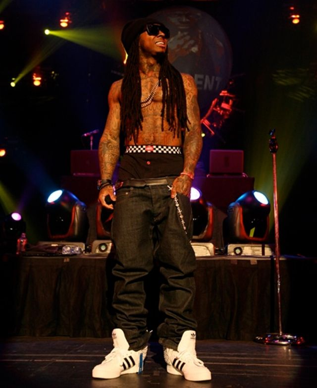 Lil Wayne Sneaker Style Profile 11