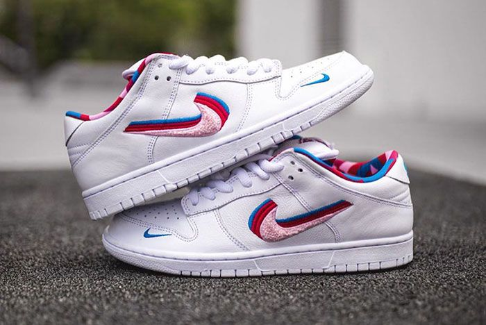 Parra Nike Sb Dunk Low Release Date 1