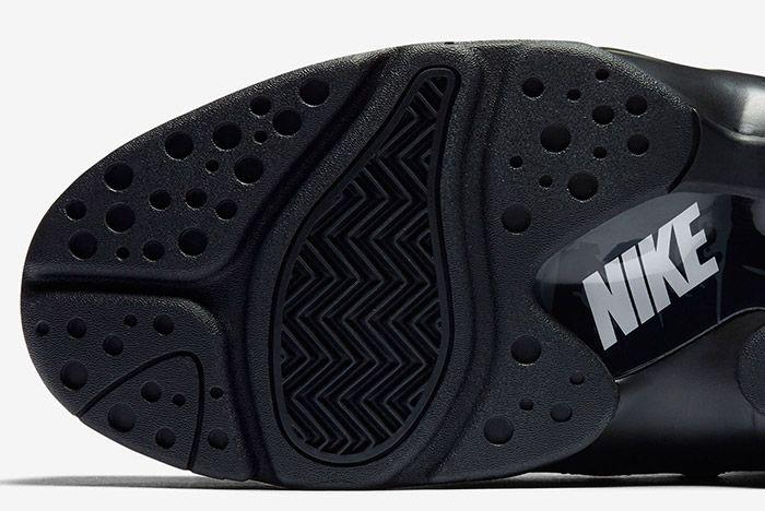 Nike Air Unlimited Black 6