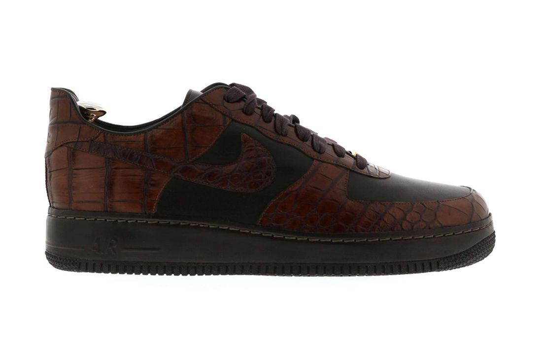 Crocodile 25Th Anniversary Nike Air Force 1 Best Feature