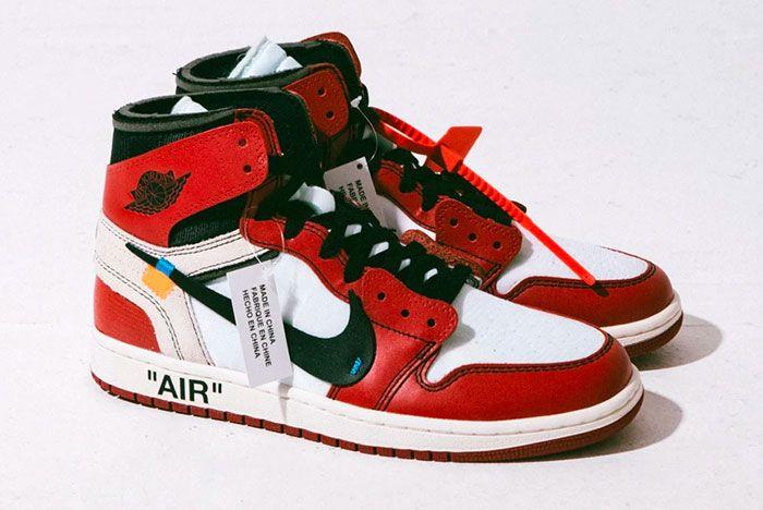 Off White Air Jordan 1