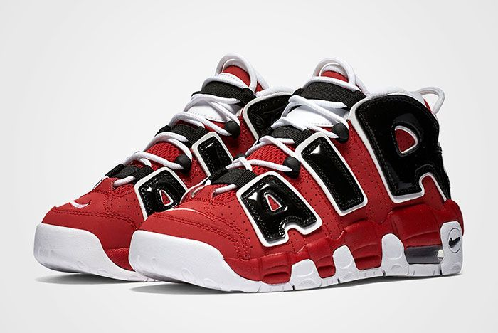 Nike Air More Uptempo Feature 1