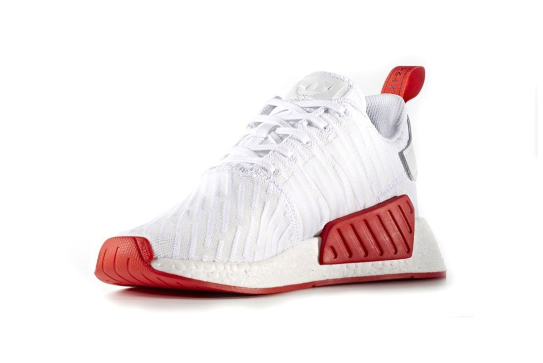 Adidas Nmd R2 Red Sole 1