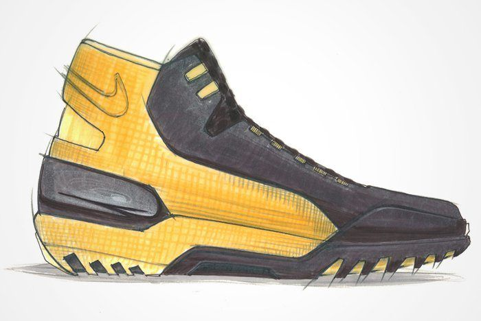 Lebron Nike Air Zoom Generation Feat