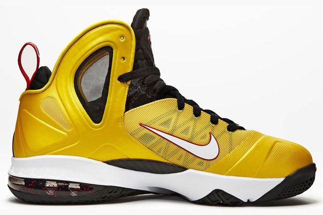 Nike Lebron 9 Ps Elite Varsity Maize Black White Official 02 1
