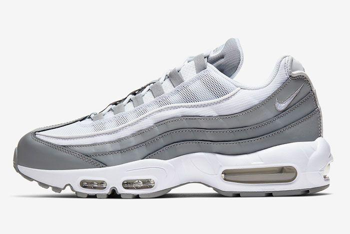 Nike Air Max 95 Grey Left