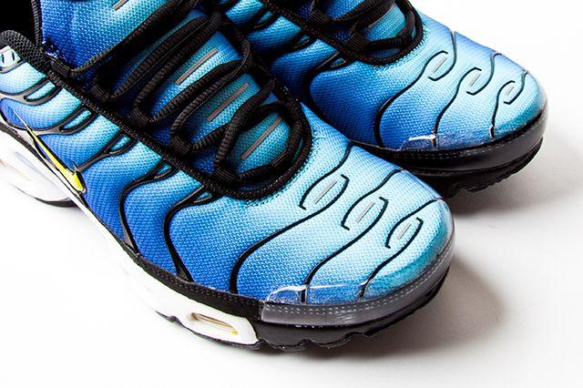 light blue tns