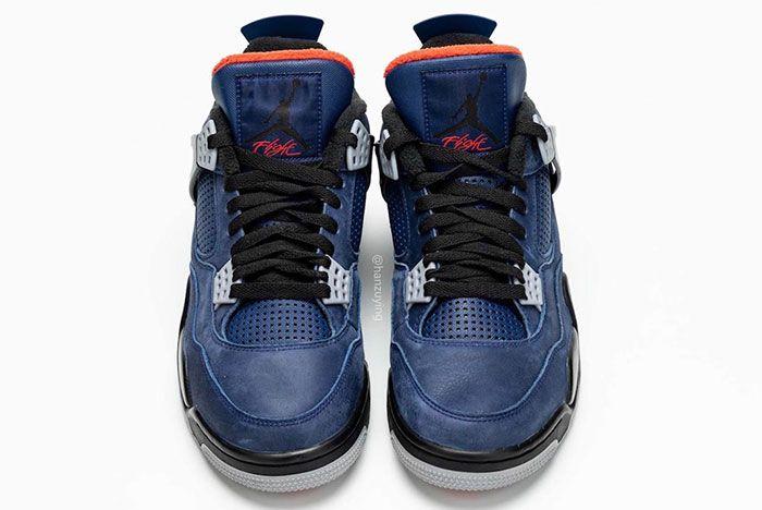 Air Jordan 4 Wntr Loyal Blue Cq9597 401 Release Date 4 Pair